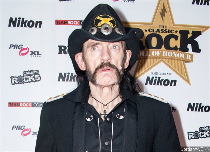 Motorhead Frontman Lemmy Kilmister Dead at 70 due to Cancer