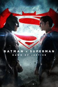 """Poster for the movie """"Batman v Superman: Dawn of Justice"""""""