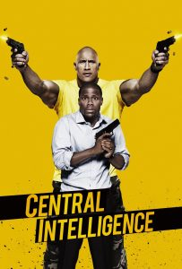 """Poster for the movie """"Central Intelligence"""""""