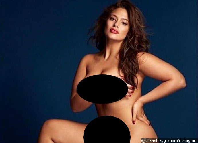 Naked Pictures Of Ashley Graham