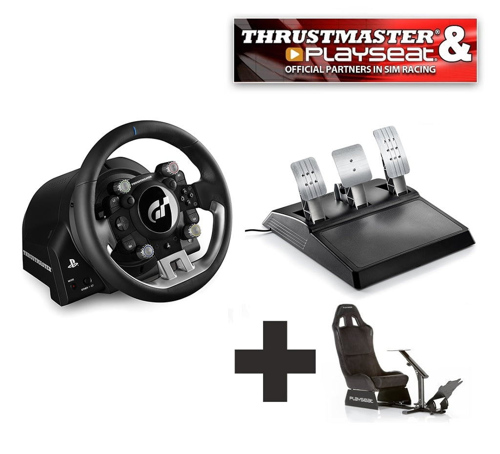 Thrustmaster T-GT for Real-Life Racing 2017 Review