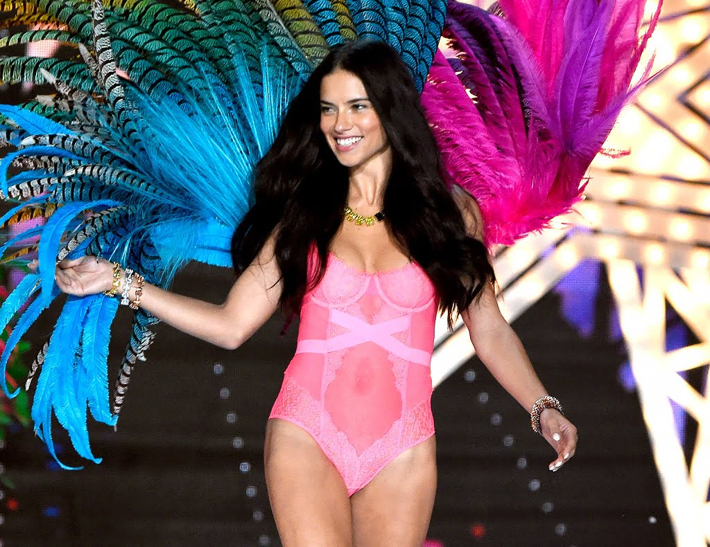 Adriana Lima Will Not Anymore Go Bare for Any Empty Cause