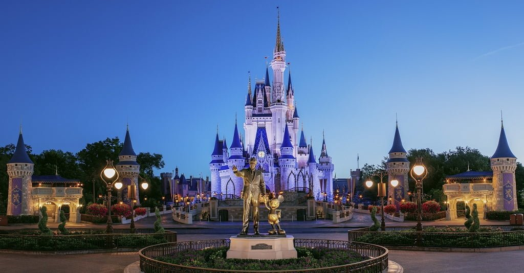 Disney World Sets Out to Expand Theme Park in 2018