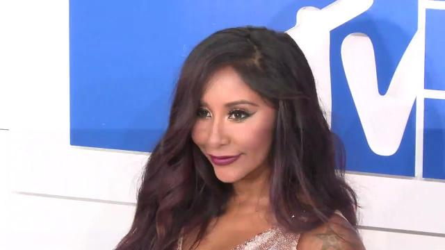 Snooki from Jersey Shore