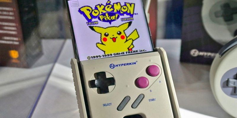 Game Boy on Android: Hyperkin SmartBoy 2017 Review