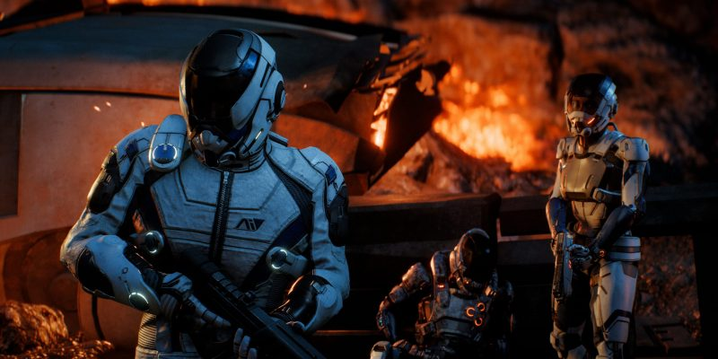 Mass Effect Andromeda: Intergalactic Video Game for Sci-Fi Lovers
