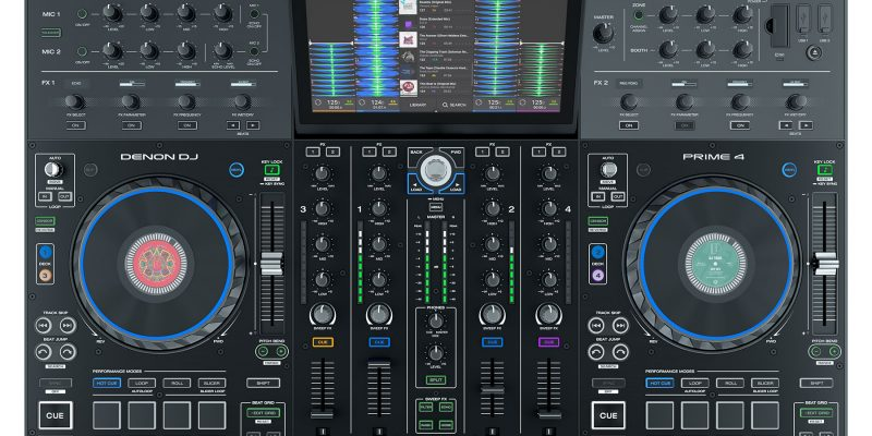 The World's Most Powerful, Advanced Dj System Has Arrived!