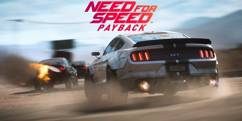 """EA Resolves """"Need for Speed Payback"""" Technical Glitches"""
