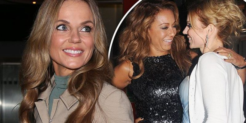 Geri Horner Dismisses All Claims of Having Sexual Relationship with Mel B