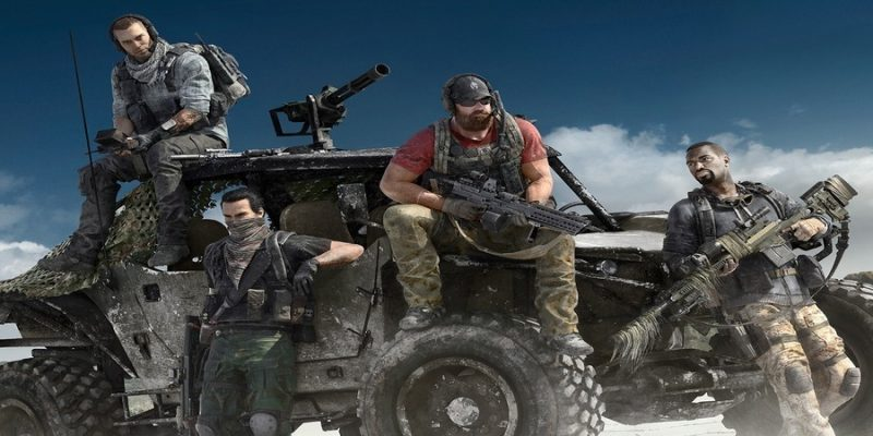 Tom Clancy's Action-packed Video Game Ghost Recon Wildlands