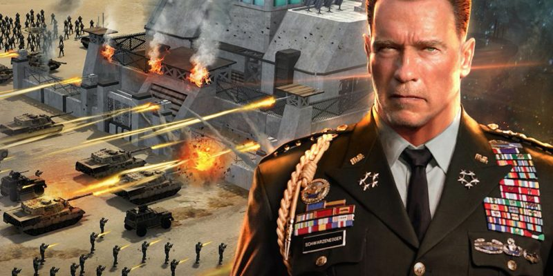 Mobile Strike: The Action-packed Mobile Game App