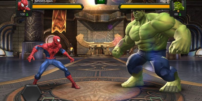 Be Your Own Marvel Hero in Marvel Contest of Champions