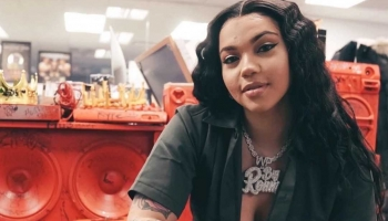 "Renni Rucci On Hot97's Who's Next ""On My Grind"""